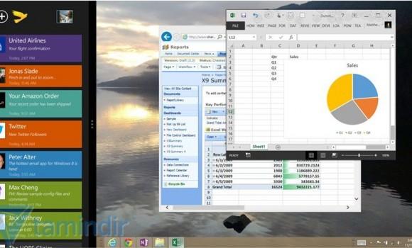 TouchMail Ekran Görüntüleri - 1