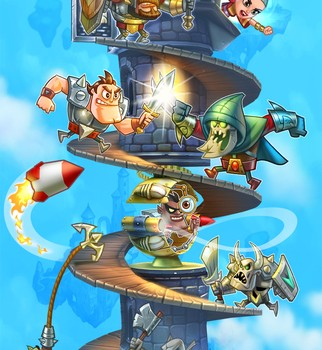 Tower Knights Ekran Görüntüleri - 5