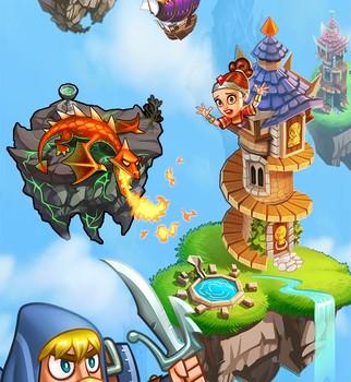Tower Knights Ekran Görüntüleri - 3