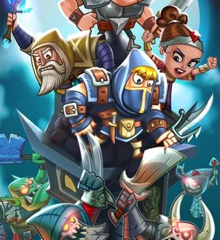Tower Knights Ekran Görüntüleri - 1