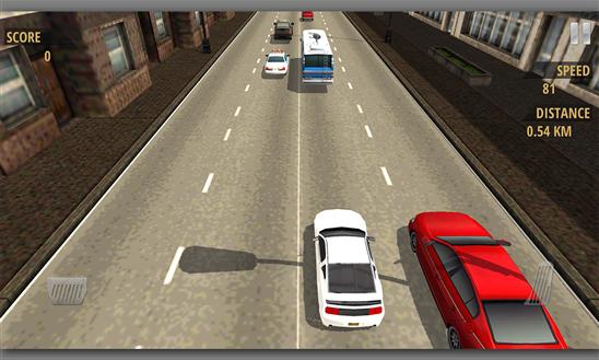 Traffic Driving Ekran Görüntüleri - 1