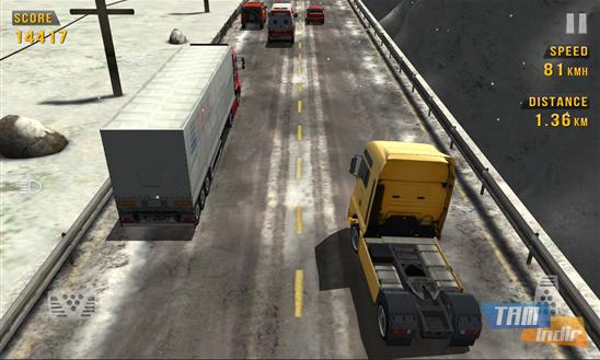 Traffic Racer Ekran Görüntüleri - 1