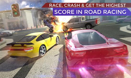 Traffic: Road Racing Ekran Görüntüleri - 5