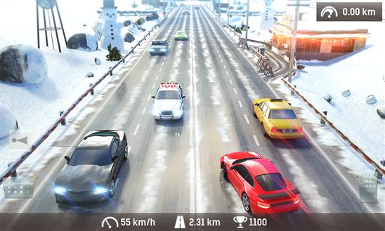 Traffic: Road Racing Ekran Görüntüleri - 4