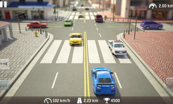 Traffic: Road Racing Ekran Görüntüleri - 3