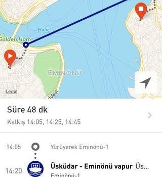 TRAFI Türkiye Ekran Görüntüleri - 1