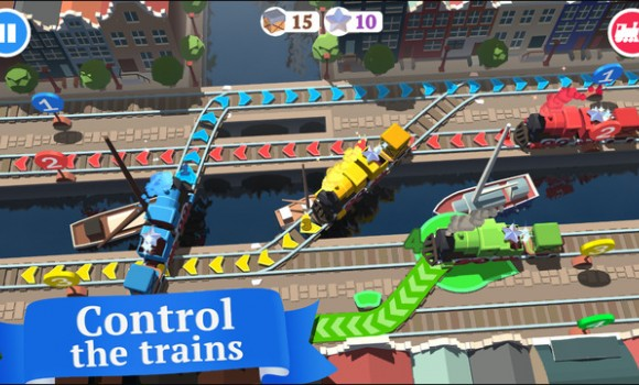 Train Conductor World Ekran Görüntüleri - 3