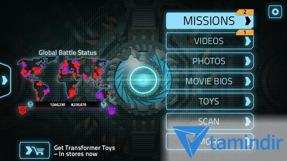 Transformers: Age Of Extinction Ekran Görüntüleri - 1