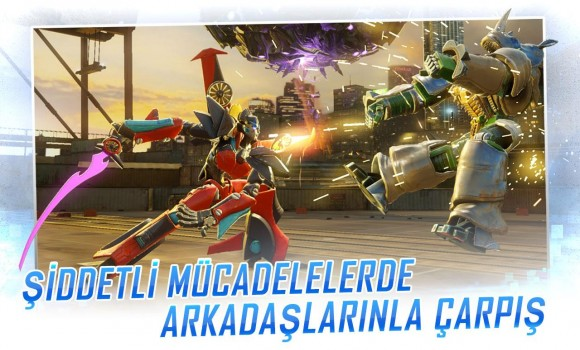 TRANSFORMERS: Forged to Fight Ekran Görüntüleri - 4