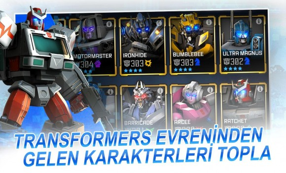 TRANSFORMERS: Forged to Fight Ekran Görüntüleri - 5