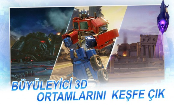 TRANSFORMERS: Forged to Fight Ekran Görüntüleri - 2