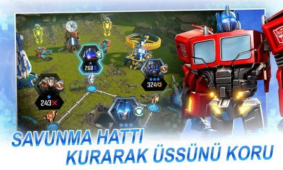 TRANSFORMERS: Forged to Fight Ekran Görüntüleri - 1
