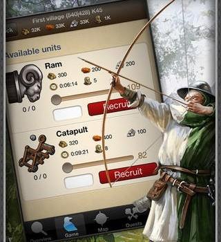 Tribal Wars Ekran Görüntüleri - 2