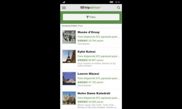 TripAdvisor Ekran Görüntüleri - 5