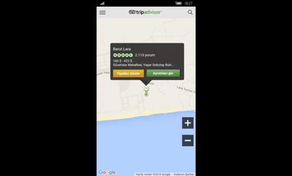 TripAdvisor Ekran Görüntüleri - 2