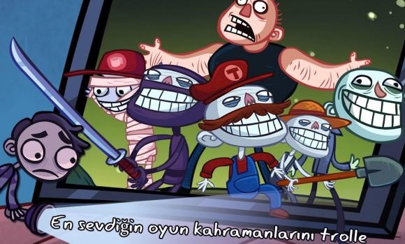 Troll Face Quest Video Games Ekran Görüntüleri - 5