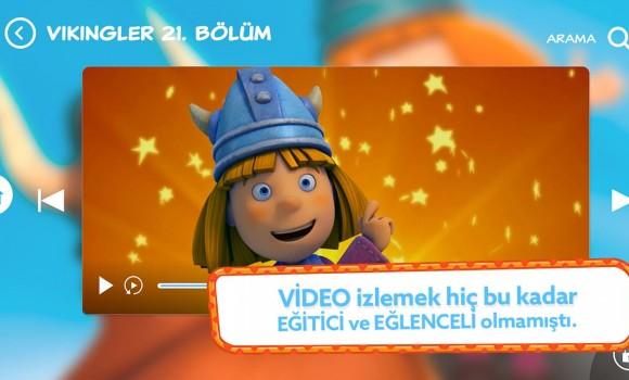 TRT Çocuk Mobil Ekran Görüntüleri - 2