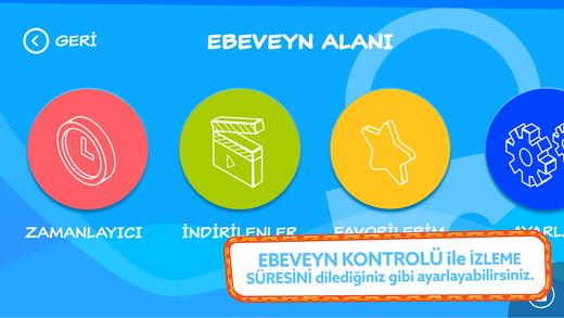 TRT Çocuk Mobil Ekran Görüntüleri - 1