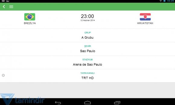 TRT Dünya Kupası 2014 Ekran Görüntüleri - 1