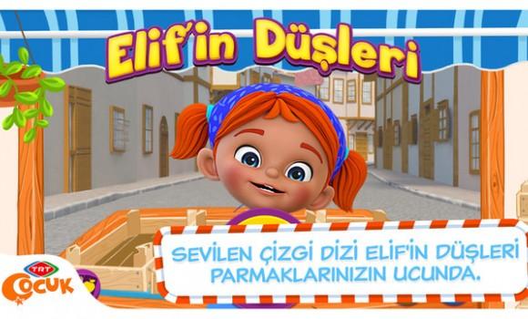 TRT Elif'in Düşleri Ekran Görüntüleri - 5
