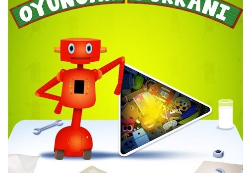TRT Mutlu Oyuncak Dükkanı Ekran Görüntüleri - 5
