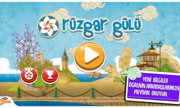 TRT Rüzgar Gülü Ekran Görüntüleri - 5