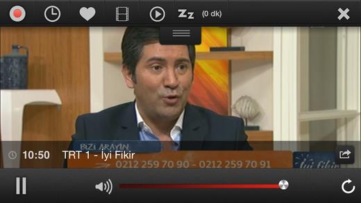 TRT Televizyon Ekran Görüntüleri - 3