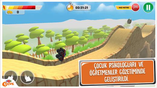 TRT Yarışçı Ekran Görüntüleri - 3