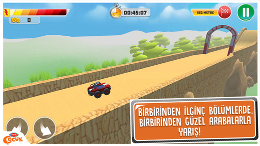 TRT Yarışçı Ekran Görüntüleri - 1