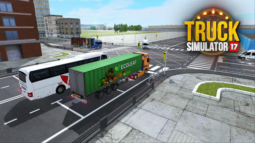 Truck Simulator 2017 Ekran Görüntüleri - 5