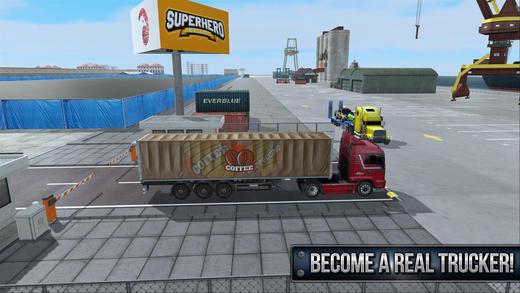 Truck Simulator 2017 Ekran Görüntüleri - 3