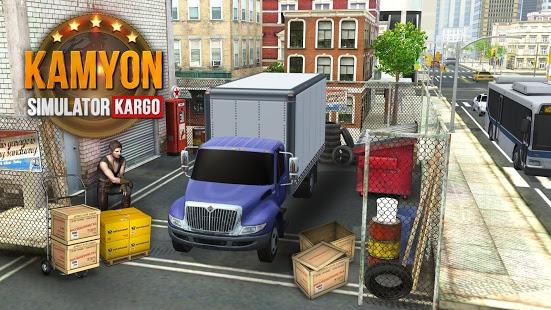 Truck Simulator Cargo Ekran Görüntüleri - 5