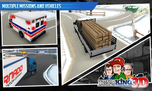 Trucking 3D Ekran Görüntüleri - 5