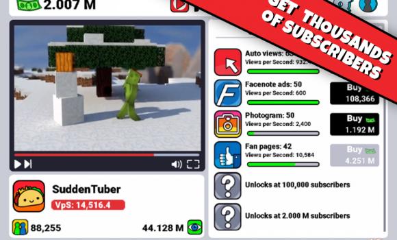 Tube Clicker Ekran Görüntüleri - 2