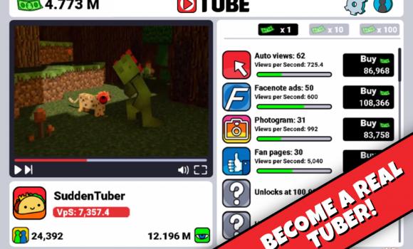 Tube Clicker Ekran Görüntüleri - 1