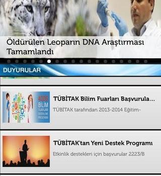 TÜBİTAK Ekran Görüntüleri - 3