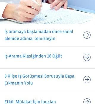 Türk Telekom Kariyer Ekran Görüntüleri - 1