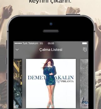 Türk Telekom Müzik Ekran Görüntüleri - 4
