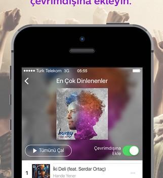 iphone müzik dinleme uygulamaları