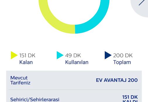Türk Telekom Online İşlemler Ev Telefonu Ekran Görüntüleri - 2