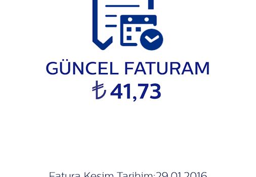 Türk Telekom Online İşlemler Ev Telefonu Ekran Görüntüleri - 1