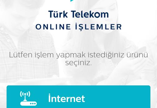 Türk Telekom Online İşlemler İnternet Ekran Görüntüleri - 5