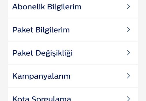 Türk Telekom Online İşlemler İnternet Ekran Görüntüleri - 2
