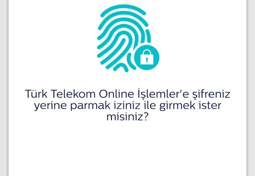 Türk Telekom Online İşlemler Mobil Ekran Görüntüleri - 3
