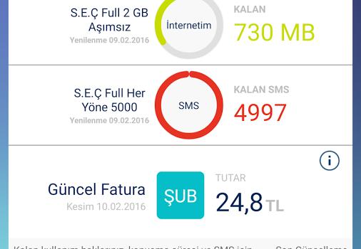 İletişim > Destek > Türk Telekom