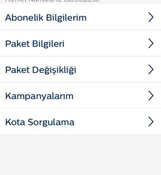 Türk Telekom Online İşlemler İnternet Ekran Görüntüleri - 3