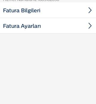 Türk Telekom Online İşlemler İnternet Ekran Görüntüleri - 1