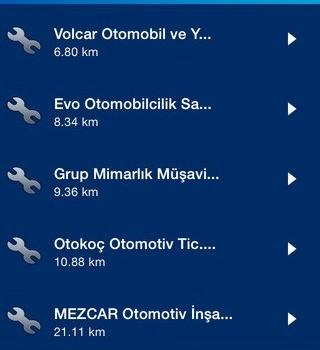 Turkcell Akıllı Otomobil Ekran Görüntüleri - 2