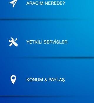 Turkcell Akıllı Otomobil Ekran Görüntüleri - 1