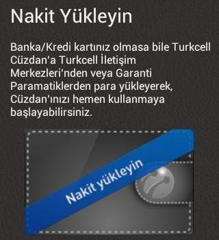 Turkcell Cüzdan Ekran Görüntüleri - 3